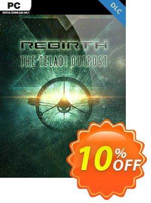 X Rebirth The Teladi Outpost PC discount coupon X Rebirth The Teladi Outpost PC Deal - X Rebirth The Teladi Outpost PC Exclusive offer for iVoicesoft