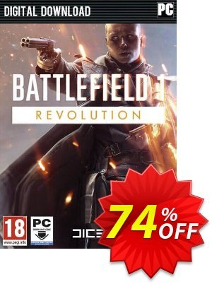 Battlefield 1: Revolution Edition PC discount coupon Battlefield 1: Revolution Edition PC Deal - Battlefield 1: Revolution Edition PC Exclusive offer for iVoicesoft
