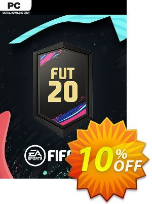 FIFA 20 - Gold Pack DLC PC discount coupon FIFA 20 - Gold Pack DLC PC Deal - FIFA 20 - Gold Pack DLC PC Exclusive offer for iVoicesoft