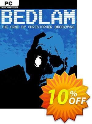 Bedlam PC 프로모션 코드 Bedlam PC Deal 프로모션: Bedlam PC Exclusive offer for iVoicesoft