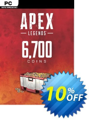 Apex Legends 6700 Coins VC PC discount coupon Apex Legends 6700 Coins VC PC Deal - Apex Legends 6700 Coins VC PC Exclusive offer for iVoicesoft