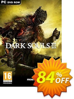 Dark Souls III 3 PC discount coupon Dark Souls III 3 PC Deal - Dark Souls III 3 PC Exclusive offer for iVoicesoft