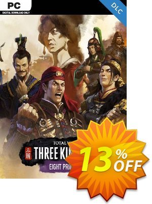 Total War: THREE KINGDOMS PC Eight Princes DLC (US) discount coupon Total War: THREE KINGDOMS PC Eight Princes DLC (US) Deal - Total War: THREE KINGDOMS PC Eight Princes DLC (US) Exclusive offer for iVoicesoft