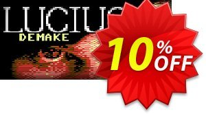 Lucius Demake PC 優惠券,折扣碼 Lucius Demake PC Deal,促銷代碼: Lucius Demake PC Exclusive offer for iVoicesoft