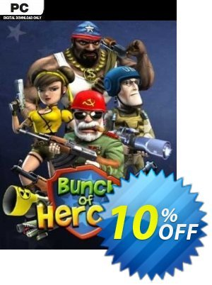 Bunch of Heroes PC Coupon discount Bunch of Heroes PC Deal - Bunch of Heroes PC Exclusive offer for iVoicesoft