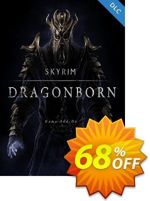 The Elder Scrolls V 5 Skyrim - Dragonborn Expansion Pack PC discount coupon The Elder Scrolls V 5 Skyrim - Dragonborn Expansion Pack PC Deal - The Elder Scrolls V 5 Skyrim - Dragonborn Expansion Pack PC Exclusive offer for iVoicesoft