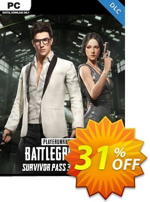 PlayerUnknowns Battlegrounds (PUBG) PC Survivor Pass 3: Wild Card DLC discount coupon PlayerUnknowns Battlegrounds (PUBG) PC Survivor Pass 3: Wild Card DLC Deal - PlayerUnknowns Battlegrounds (PUBG) PC Survivor Pass 3: Wild Card DLC Exclusive offer for iVoicesoft