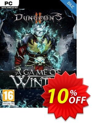 Dungeons 2 A Game of Winter PC discount coupon Dungeons 2 A Game of Winter PC Deal - Dungeons 2 A Game of Winter PC Exclusive offer for iVoicesoft