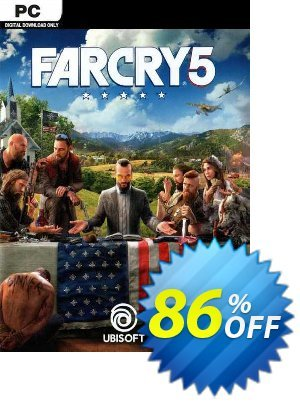 Far Cry 5 PC 優惠券,折扣碼 Far Cry 5 PC Deal,促銷代碼: Far Cry 5 PC Exclusive offer for iVoicesoft