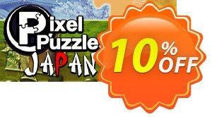 Pixel Puzzles Japan PC discount coupon Pixel Puzzles Japan PC Deal - Pixel Puzzles Japan PC Exclusive offer for iVoicesoft