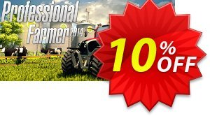 Professional Farmer 2014 PC 프로모션 코드 Professional Farmer 2014 PC Deal 프로모션: Professional Farmer 2014 PC Exclusive offer for iVoicesoft