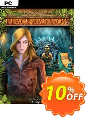Black Rainbow PC 프로모션 코드 Black Rainbow PC Deal 프로모션: Black Rainbow PC Exclusive offer for iVoicesoft