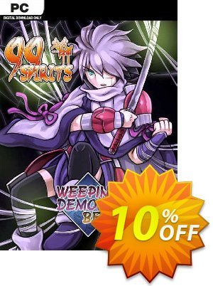 99 Spirits Weeping Demon's Bell PC Coupon discount 99 Spirits Weeping Demon's Bell PC Deal