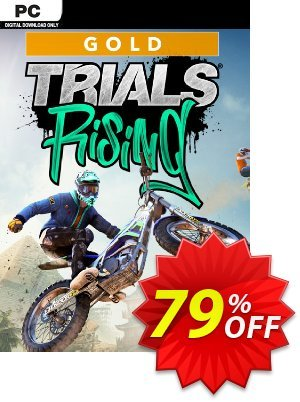 Trials Rising Gold Edition PC 프로모션 코드 Trials Rising Gold Edition PC Deal 프로모션: Trials Rising Gold Edition PC Exclusive offer for iVoicesoft