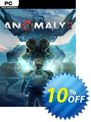 Anomaly 2 PC 優惠券,折扣碼 Anomaly 2 PC Deal,促銷代碼: Anomaly 2 PC Exclusive offer for iVoicesoft