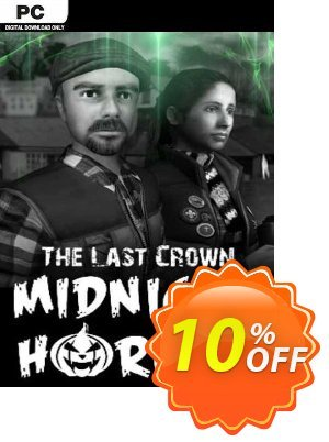 The Last Crown Midnight Horror PC Coupon discount The Last Crown Midnight Horror PC Deal - The Last Crown Midnight Horror PC Exclusive offer for iVoicesoft