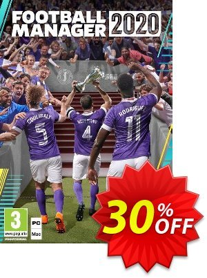 Football Manager 2020 PC (WW) discount coupon Football Manager 2020 PC (WW) Deal - Football Manager 2020 PC (WW) Exclusive offer for iVoicesoft