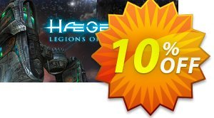 Haegemonia Legions of Iron PC discount coupon Haegemonia Legions of Iron PC Deal - Haegemonia Legions of Iron PC Exclusive offer for iVoicesoft