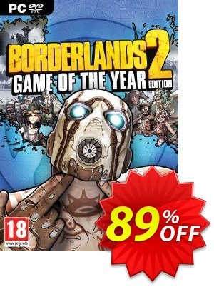 Borderlands 2 Game of the Year Edition PC (EU) Coupon, discount Borderlands 2 Game of the Year Edition PC (EU) Deal. Promotion: Borderlands 2 Game of the Year Edition PC (EU) Exclusive offer for iVoicesoft