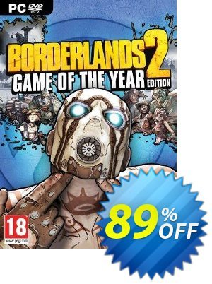 Borderlands 2 Game of the Year Edition PC (EU) Coupon discount Borderlands 2 Game of the Year Edition PC (EU) Deal - Borderlands 2 Game of the Year Edition PC (EU) Exclusive offer for iVoicesoft