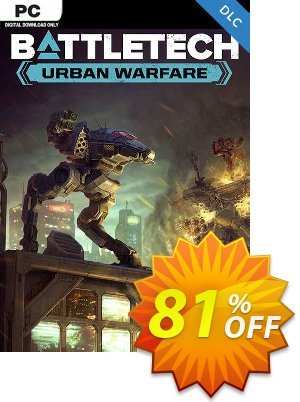 Battletech Urban Warfare DLC PC Coupon discount Battletech Urban Warfare DLC PC Deal. Promotion: Battletech Urban Warfare DLC PC Exclusive offer for iVoicesoft