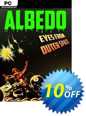 Albedo Eyes from Outer Space PC 프로모션 코드 Albedo Eyes from Outer Space PC Deal 프로모션: Albedo Eyes from Outer Space PC Exclusive offer for iVoicesoft