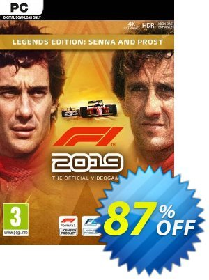 F1 2019 Legends Edition PC 프로모션 코드 F1 2020 Legends Edition PC Deal 프로모션: F1 2020 Legends Edition PC Exclusive offer for iVoicesoft
