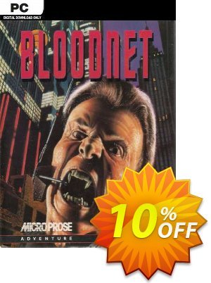 BloodNet PC Coupon, discount BloodNet PC Deal. Promotion: BloodNet PC Exclusive offer for iVoicesoft
