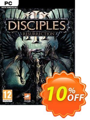 Disciples III Resurrection PC 프로모션 코드 Disciples III Resurrection PC Deal 프로모션: Disciples III Resurrection PC Exclusive offer for iVoicesoft