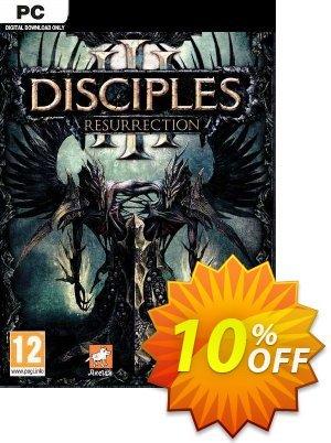 Disciples III Resurrection PC割引コード・Disciples III Resurrection PC Deal キャンペーン:Disciples III Resurrection PC Exclusive offer for iVoicesoft