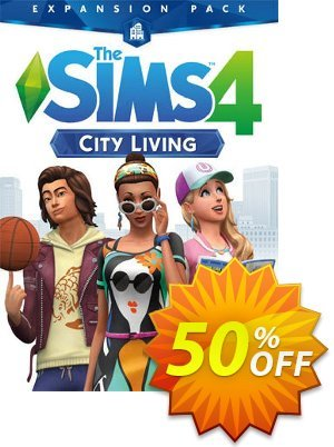 The Sims 4 - City Living Expansion Pack PC discount coupon The Sims 4 - City Living Expansion Pack PC Deal - The Sims 4 - City Living Expansion Pack PC Exclusive offer for iVoicesoft