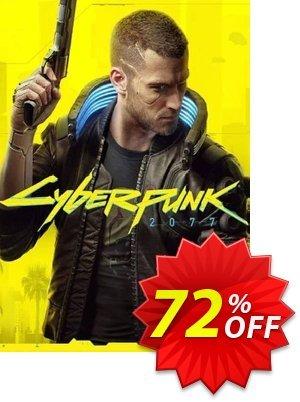 Cyberpunk 2077 PC Gutschein rabatt Cyberpunk 2077 PC Deal Aktion: Cyberpunk 2077 PC Exclusive offer for iVoicesoft