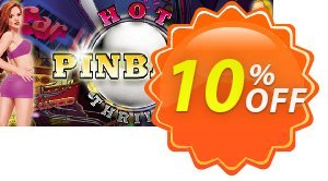 Hot Pinball Thrills PC Coupon discount Hot Pinball Thrills PC Deal - Hot Pinball Thrills PC Exclusive offer for iVoicesoft