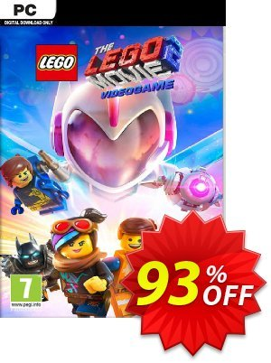 The LEGO Movie 2 Videogame PC discount coupon The LEGO Movie 2 Videogame PC Deal - The LEGO Movie 2 Videogame PC Exclusive offer for iVoicesoft