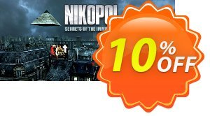 Nikopol Secrets of the Immortals PC 優惠券,折扣碼 Nikopol Secrets of the Immortals PC Deal,促銷代碼: Nikopol Secrets of the Immortals PC Exclusive offer for iVoicesoft