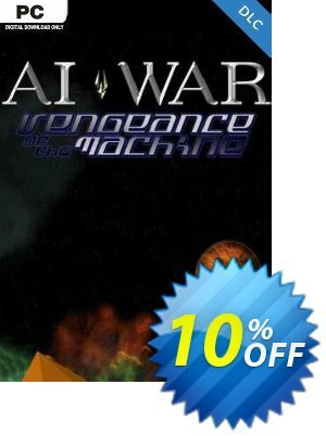 AI War Vengeance Of The Machine PC Coupon, discount AI War Vengeance Of The Machine PC Deal. Promotion: AI War Vengeance Of The Machine PC Exclusive offer for iVoicesoft