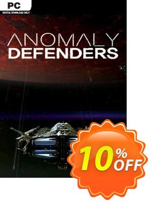 Anomaly Defenders PC 優惠券,折扣碼 Anomaly Defenders PC Deal,促銷代碼: Anomaly Defenders PC Exclusive offer for iVoicesoft