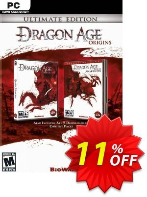 Dragon Age: Origins - Ultimate Edition PC discount coupon Dragon Age: Origins - Ultimate Edition PC Deal - Dragon Age: Origins - Ultimate Edition PC Exclusive offer for iVoicesoft