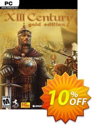 XIII Century – Gold Edition PC discount coupon XIII Century – Gold Edition PC Deal - XIII Century – Gold Edition PC Exclusive offer for iVoicesoft