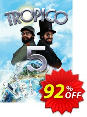 Tropico 5 PC discount coupon Tropico 5 PC Deal - Tropico 5 PC Exclusive offer for iVoicesoft