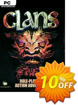 Clans PC 프로모션 코드 Clans PC Deal 프로모션: Clans PC Exclusive offer for iVoicesoft