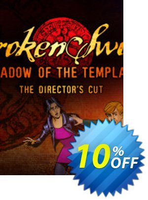 Broken Sword Director's Cut PC discount coupon Broken Sword Director's Cut PC Deal - Broken Sword Director's Cut PC Exclusive offer for iVoicesoft