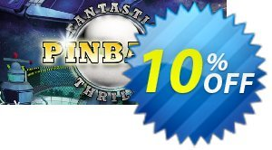Fantastic Pinball Thrills PC Coupon discount Fantastic Pinball Thrills PC Deal - Fantastic Pinball Thrills PC Exclusive offer for iVoicesoft