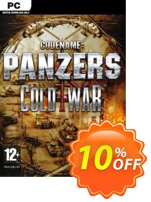 Codename Panzers Cold War PC 프로모션 코드 Codename Panzers Cold War PC Deal 프로모션: Codename Panzers Cold War PC Exclusive offer for iVoicesoft