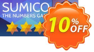 SUMICO The Numbers Game PC 優惠券,折扣碼 SUMICO The Numbers Game PC Deal,促銷代碼: SUMICO The Numbers Game PC Exclusive offer for iVoicesoft
