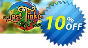 The Last Tinker City of Colors PC 優惠券,折扣碼 The Last Tinker City of Colors PC Deal,促銷代碼: The Last Tinker City of Colors PC Exclusive offer for iVoicesoft