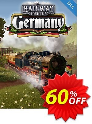 Railway Empire PC - Germany DLC discount coupon Railway Empire PC - Germany DLC Deal - Railway Empire PC - Germany DLC Exclusive offer for iVoicesoft