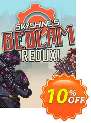 Skyshine's BEDLAM PC Gutschein rabatt Skyshine's BEDLAM PC Deal Aktion: Skyshine's BEDLAM PC Exclusive offer for iVoicesoft