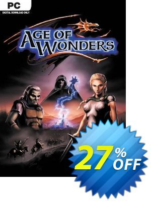 Age of Wonders PC 프로모션 코드 Age of Wonders PC Deal 프로모션: Age of Wonders PC Exclusive offer for iVoicesoft