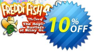 Freddi Fish 4 The Case of the Hogfish Rustlers of Briny Gulch PC discount coupon Freddi Fish 4 The Case of the Hogfish Rustlers of Briny Gulch PC Deal - Freddi Fish 4 The Case of the Hogfish Rustlers of Briny Gulch PC Exclusive offer for iVoicesoft